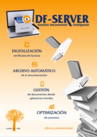 Software Gestión documental DF Server Zaragoza